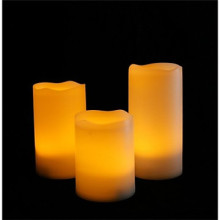 Outdoor decoration Mini LED candles with battery