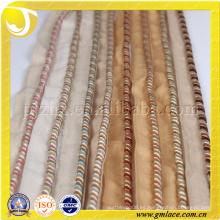 Cuerda Textil de Hogar de colores para decoración de cojín Decoración de sofá