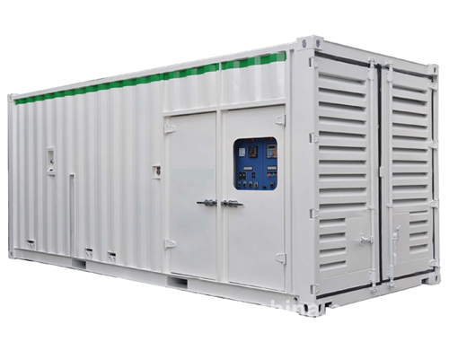 750KW Cummins Container Generator Sets for Big Project
