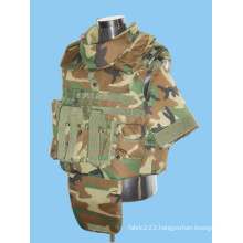 Nij Iiia UHMWPE Bullet Proof Vest for Defence