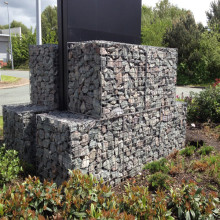 Welded Galvanized Gabion Baskets Box
