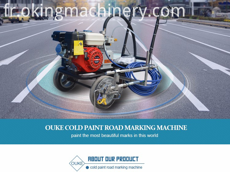 Road Paint Machine of Cold Paint