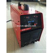 INVERTER PULSE AC DC TIG 200P ALUMINUM MMA WELDING MACHINE WSME-250