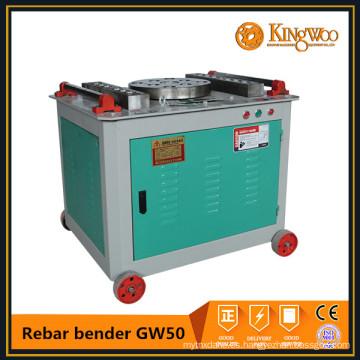 Plegadora de barras de refuerzo GW50