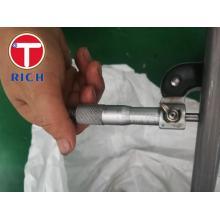 DIN2393 Precisión CDW Material de tubo de acero con resorte de gas al carbono