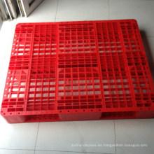 Tamaño de paleta de plástico estándar euro en venta con el mejor precio