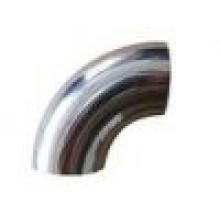 Stumpfschweißen LR JIS G3452 SGP 90 ° Ellbogen