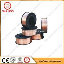 ER70S-6 Alambre de soldadura de CO2 ER70S-6 (0.6mm-4.0mm)