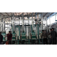 30-50tpd Wheat Flour Mill Plant