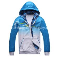 Mode angepasst Langarm-Trainingsanzug und Sport-Jacken für beliebte design
