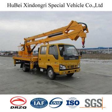 18m Isuzu High Altitude Working Truck