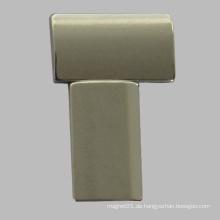 Indusrial Neodym Motor Magnet 38uh Arc Shapednickel fertig Magnete