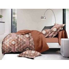 100% Polyester Microfibre Disperse Printed Bedding Set