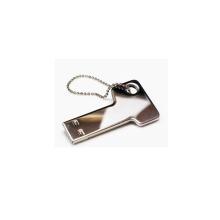 Memória USB Pendrive da movimentação do flash de USB da forma da chave do metal da promoção
