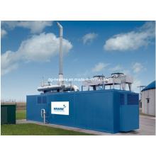 Contenedor Mwm para Generador de Gas Natural y Biogás