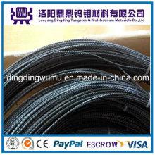Alta qualidade alta temperatura tungstênio molibdênio/fios fios usados como moldura do tubo de vácuo