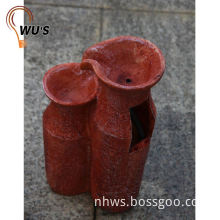 New product factory supply brushless motor solar fountain