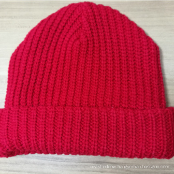 16FZCB02 holiday knitted hat christmas cap