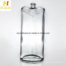 Цена по прейскуранту завода Подгонянная стеклянная бутылка дух (XRD006)
