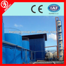 High quality steam distillation plant for mentha oil