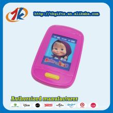 2017 Горячая Распродажа Милый Мини-Пластиковой Телефон С Сенсорным Экраном Игрушки