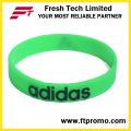 Presentes promocionais OEM Company Silicone Wristband