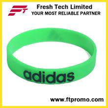 Werbegeschenke OEM Company Silikon Armband