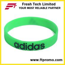 Regalos promocionales OEM Company Silicona Wristband