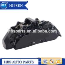 8 pinças de freio da motocicleta dos pistões / potenciômetro para a roda dianteira