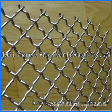 Square Hole Crimped Wire Mesh Von Hebei Changte Factory