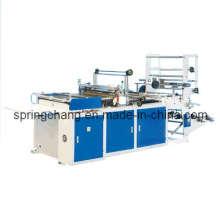 Máquina de fabricación de bolsas de sellado y corte (RFQ350)