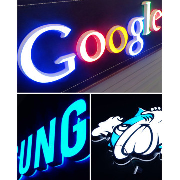 Custom Illuminated Letter Signs for Businesses