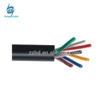 Câble de commande électro-isolé en plastique PVC 750v