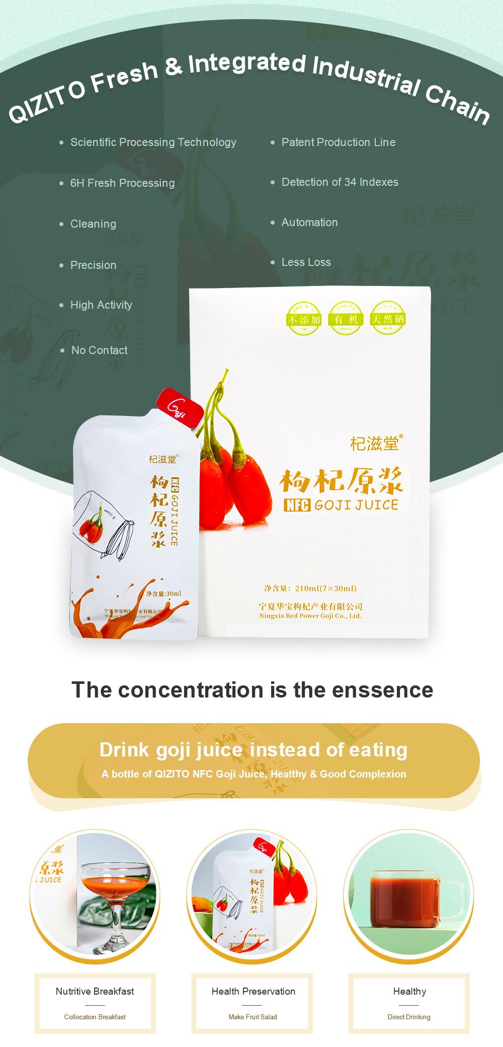 Goji Berry Juice 6