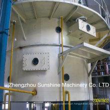 Extração da planta do extrator do óleo de soja 500t / D