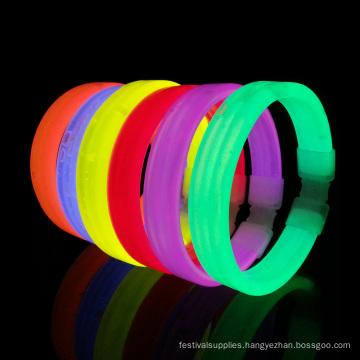 glowing light up wristband