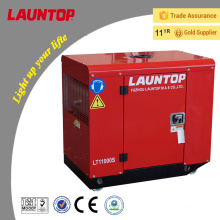 10KW silent gasoline generator with 20hp twin cylinder engine