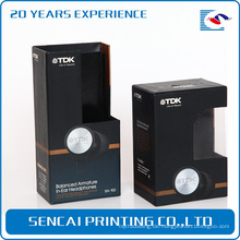 konkurrenzfähiger preis plastikkasten für elektronik box kopfhörer verpackung box