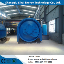 Used Rubber Tyre Plastic Extraction Machine