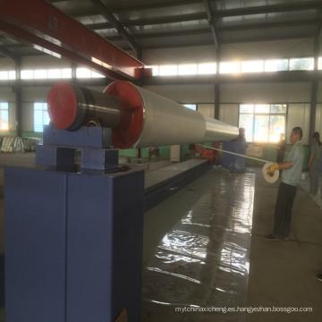 Máquina de bobinado de tubo / tubo de Frp que hace la máquina