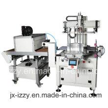 Máquina de impressão automática de serigrafia para régua