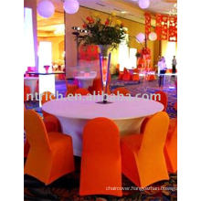 Lycra chair cover, banquet/hotel chair cover