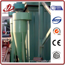 Furniture processing cyclone dust collector