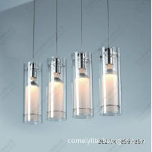E27 R63 4*13W Lamp with Glass Shade