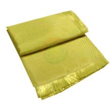 Tecido de fibra de aramida de trama simples / tecido Kevlar à prova de balas