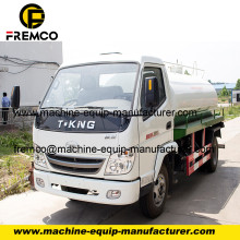 Small Multi-Purpose High Pressure Cleaning Truck