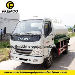 Small Multi-Purpose High Pressure Cleaning Truck