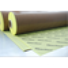 China alta qualidade adesiva adesiva calor isolamento PTFE fitas adesivas de vidro