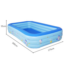 300cm Space Pig Inflatable Swimming Pool