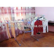 Ropa de aluminio ropa de secado stand stand ropa plegable rack